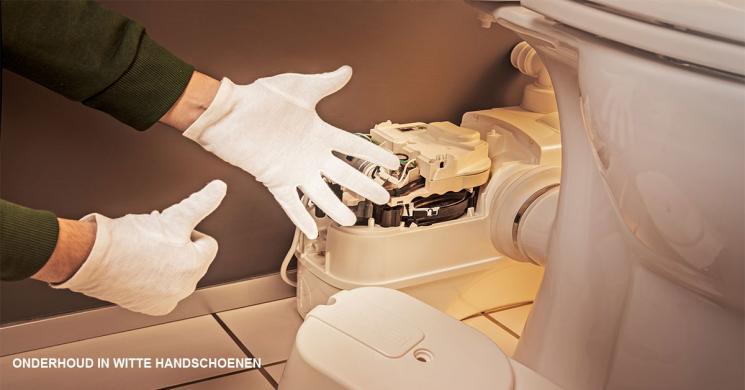 genix, onderhoud in witte handschoenen